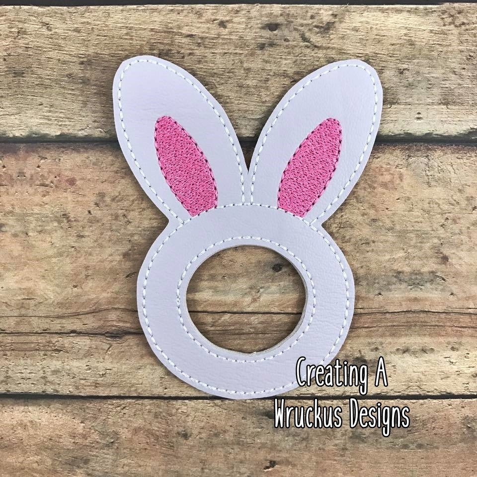 Bunny Ears Napkin Ring