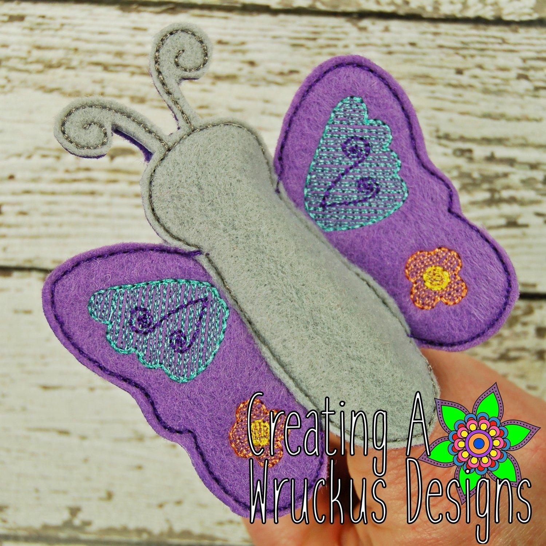 Butterfly Finger Friend