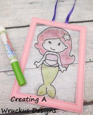 Mermaid 1 Color Catcher