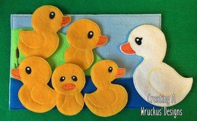 Five Little Ducks