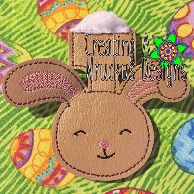 Bunny Finger Friend