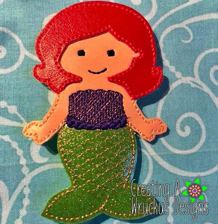 Mermaid Finger Friend