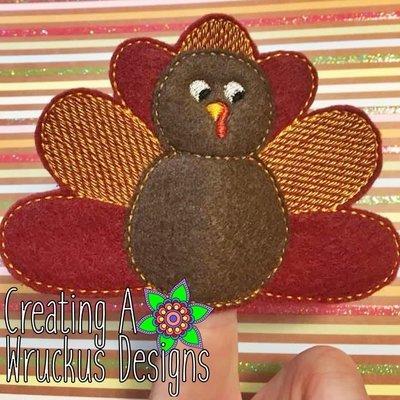 Turkey Finger Friend