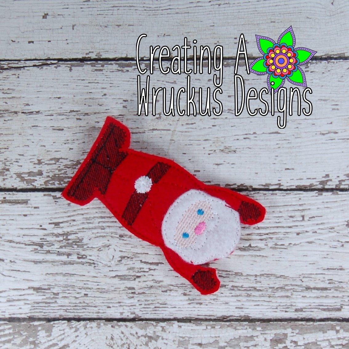 Santa Finger Friend