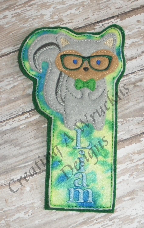 Squirrel Bookmark