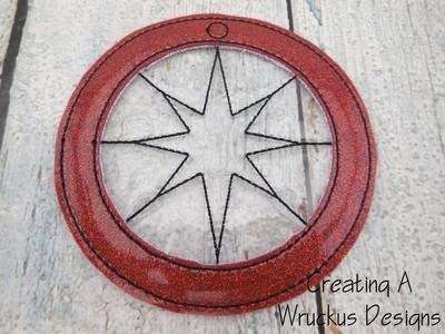 Star Color Catcher Ornament