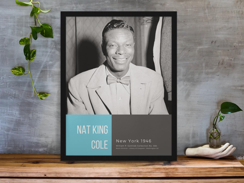 Nat King Cole, New York 1946