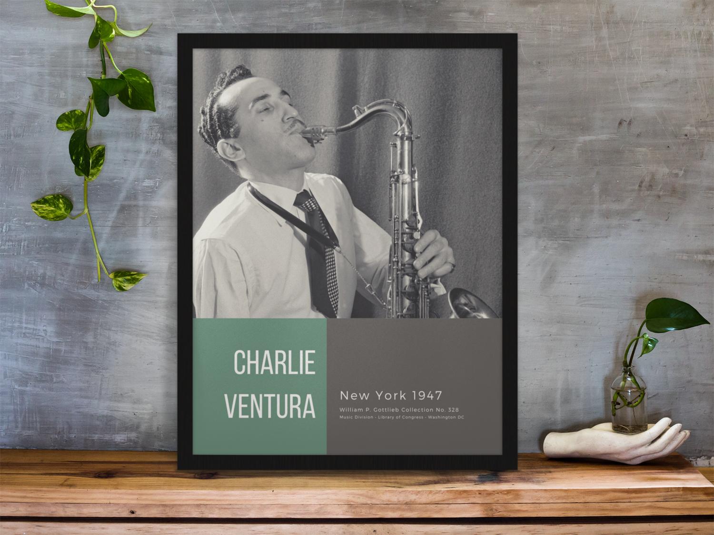 Charlie Ventura, New York 1947