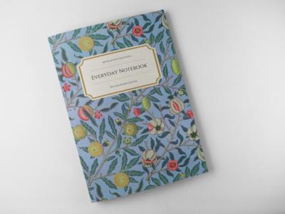 Everyday Notebook (William Morris Edition)