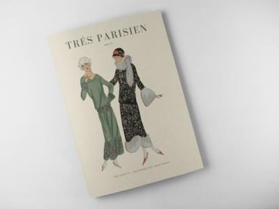 Trés Parisien - Sketchbook