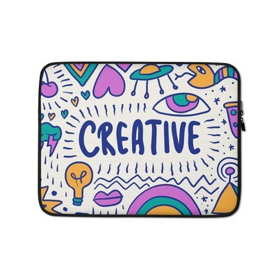 Creative (Laptop Sleeve)