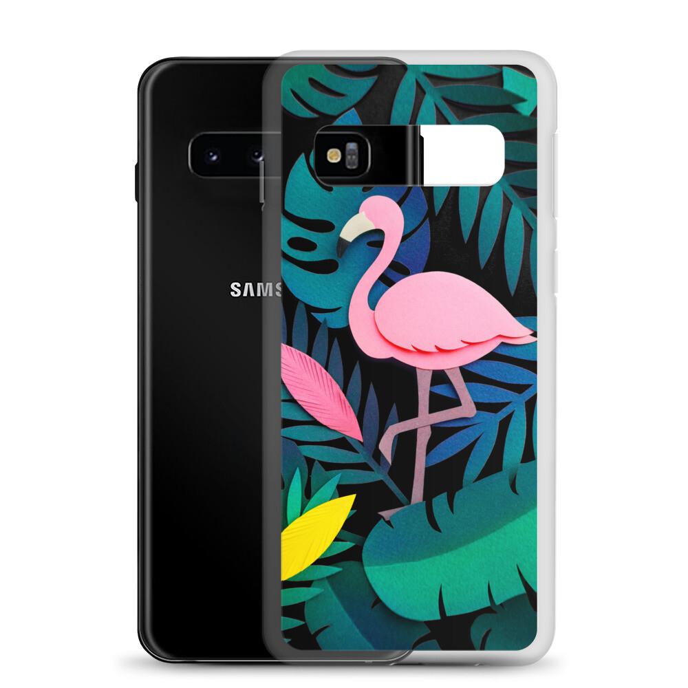 Tropical Botanic (Samsung Handyhülle)