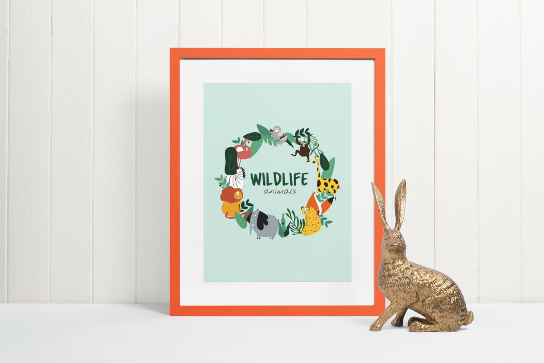 Wildlife Animals (Edition 2)