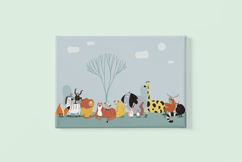 Wildlife Animals (Edition 4)