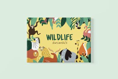 Wildlife Animals (Edition 3)