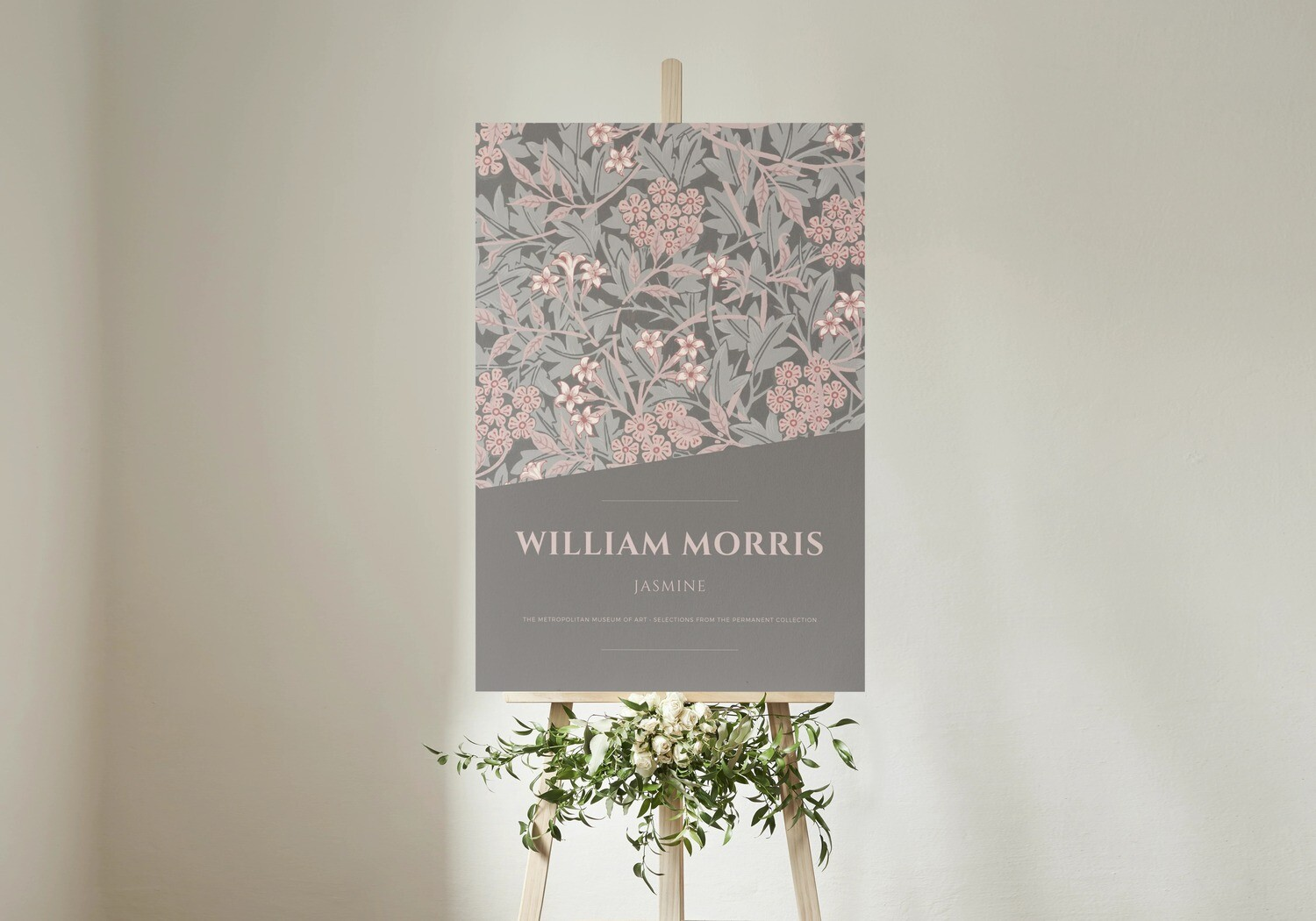 Jasmine - William Morris (Art Print)