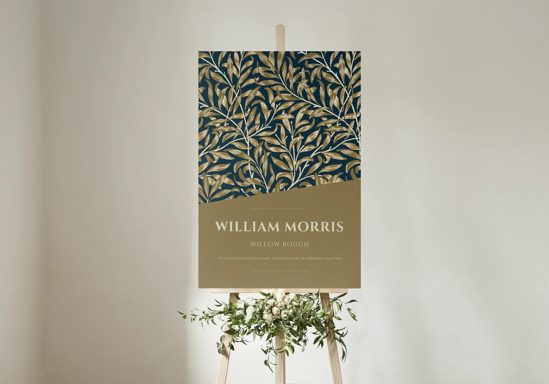 Willow Bough - William Morris (Art Print)