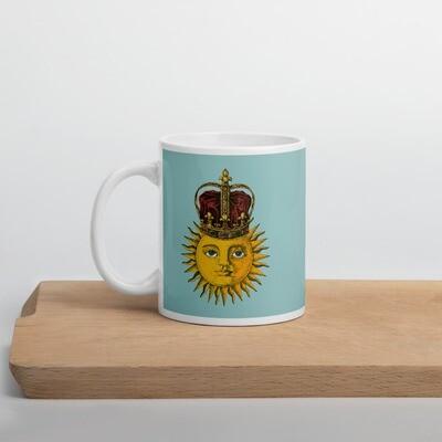 Vintage Sun Emperor, Keramik Häferl