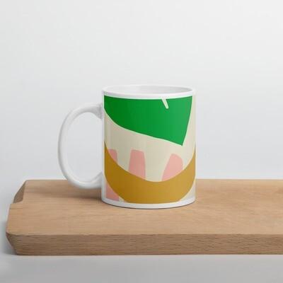 Tropical Green, Keramik Häferl