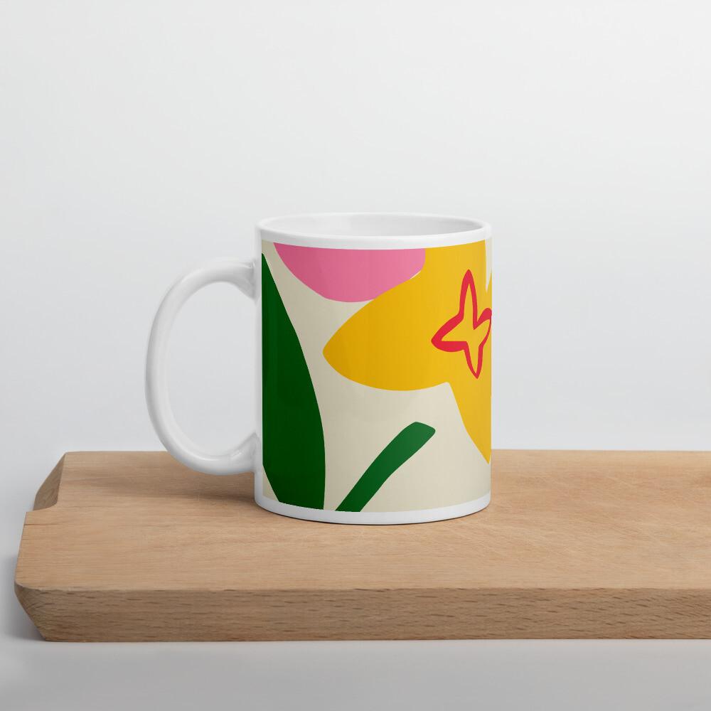Tropical Orange, Keramik Häferl
