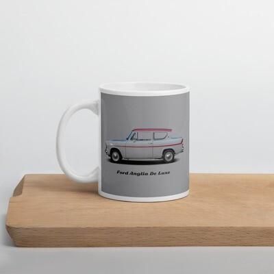 Ford Anglia Deluxe - das Harry Potter Auto, Keramik Häferl