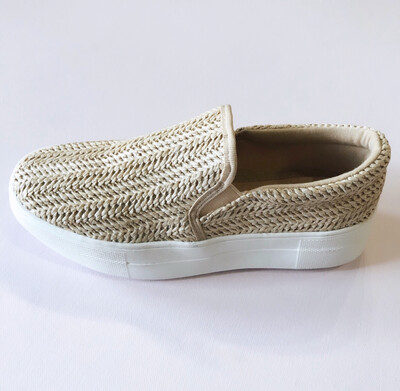Tropical Vibes Slip-on Sneakers