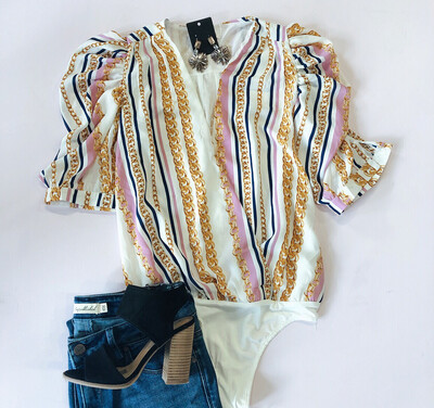 Buddy Love Vita Miami Bodysuit