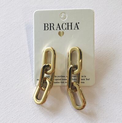 Bracha Chain Link Earring