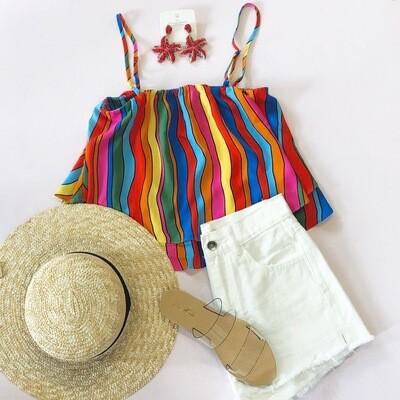 Rainbow Bright Cami