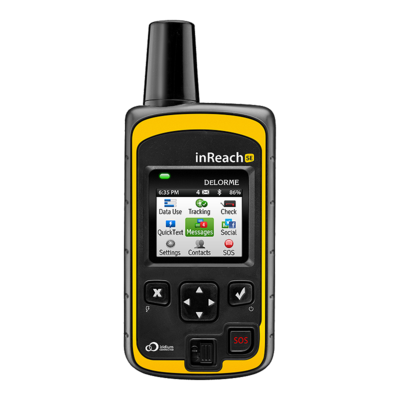 Daily subscription plan for inReach SE
