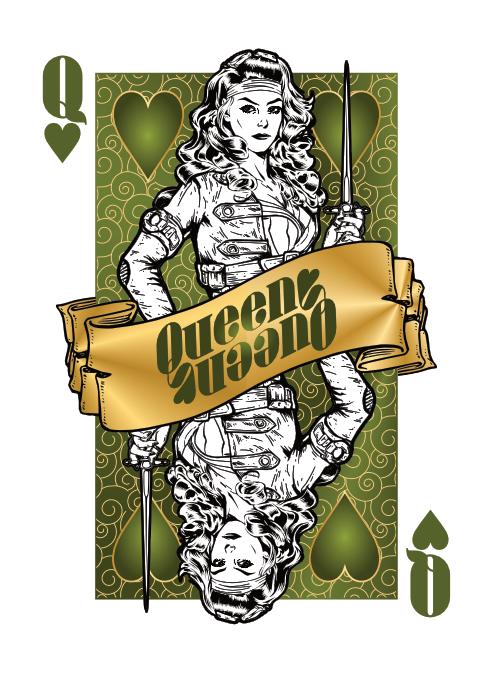"""""""Queen"""" Q"""