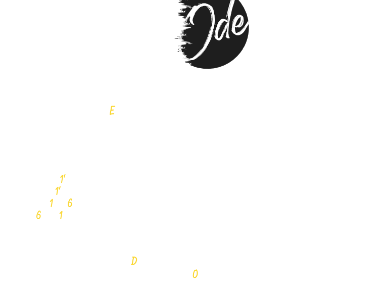 How to play Ode, a rules light RPG.