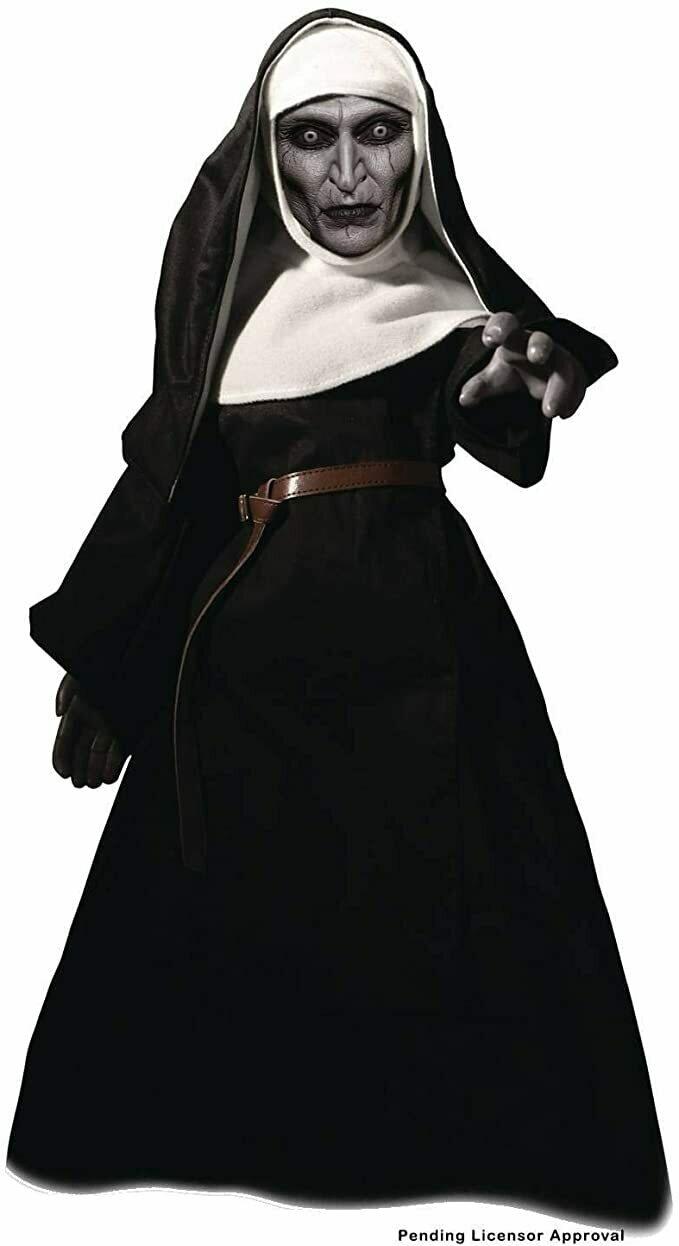 "Mezco Toyz The Nun 18"" Roto Plush Doll Standard"