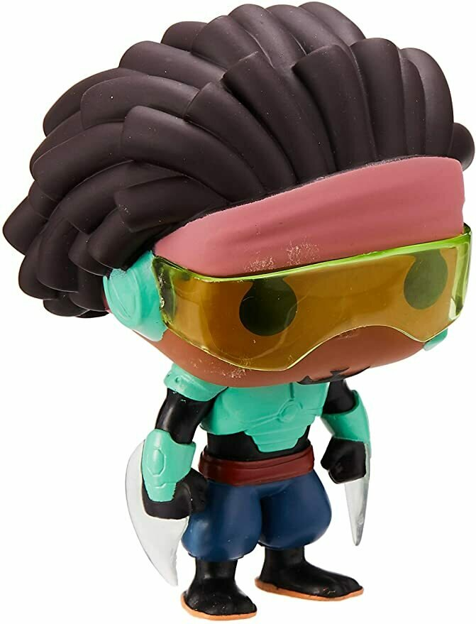 Funko Pop! Disney: Big Hero 6-Wasabi No-Ginger Action Figure