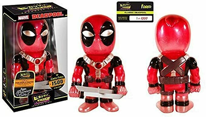 "Funko Marvel Deadpool Hikari Japanese Vinyl Deadpool 7"" Vinyl Figure"