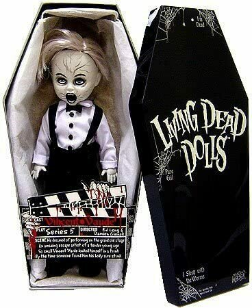 Living Dead Dolls series 5 mystery figure