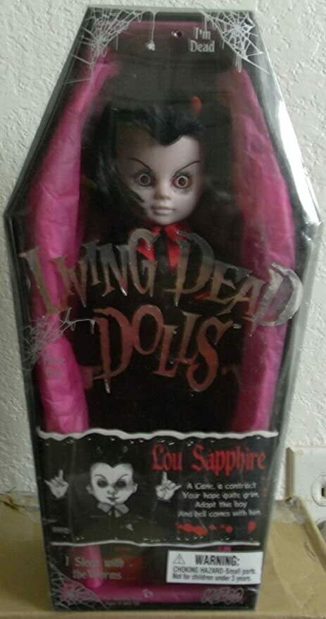 Living Dead dolls: Lou Sapphire - Series 2