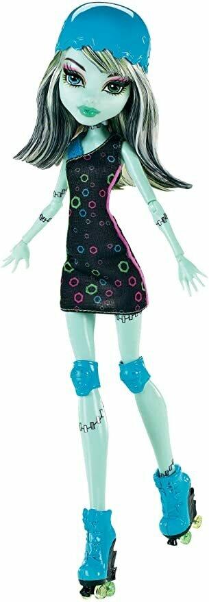 Monster High Roller Maze Frankie Stein Doll