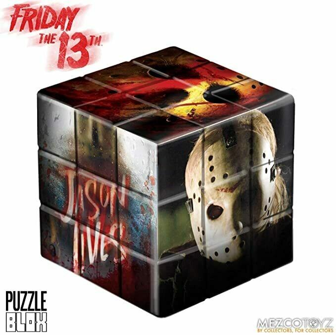 Puzzle Blox - Jason Voorhees