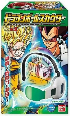 Bandai Tamashii Nations No Sound Version Dragon Ball Z Scouters (1 per Box)