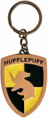 Bioworld Harry Potter Hufflepuff Key Chain