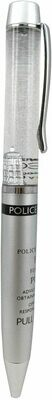 Doctor Who 50th Anniversary Silver Floating Tardis Pen Action Figure