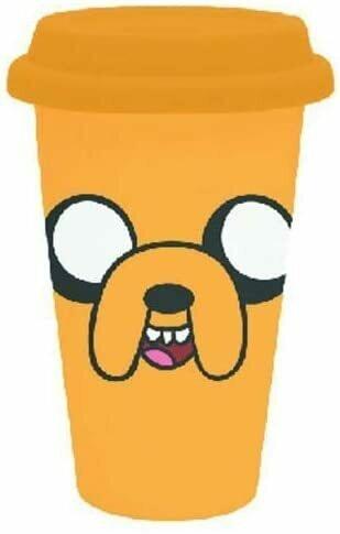 Adventure Time Jake Travel Mug by Classic Imports