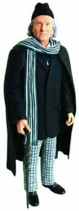 Doctor Who 5'' Classic William Hartnell (1st Doctor) 'Unearthly Child' Action Figure