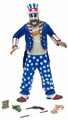 House of 1000 - All American Spaulding 7 inch figure by Cult Classics
