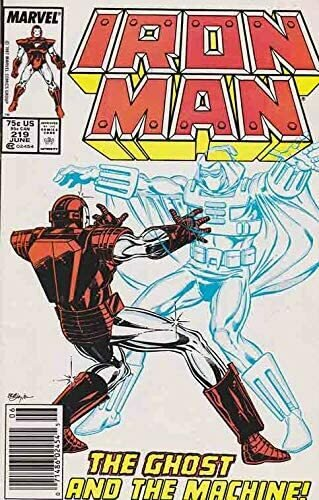Iron Man #219 (1987)