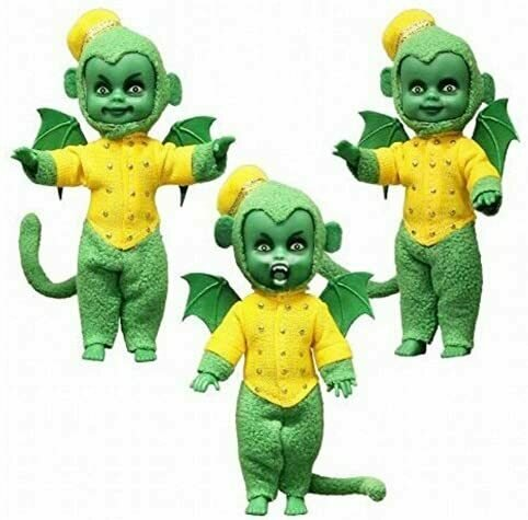 Living Dead Dolls - The Wizard of Oz Flying Monkey Three Pack Exclusive by Living Dead Dolls