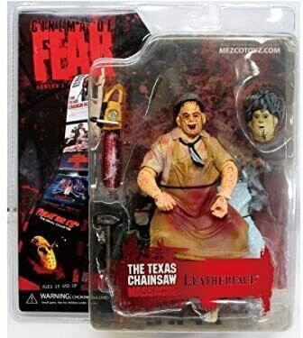 Cinema Of Fear Series 1 > Texas Chainsaw Massacre: Leatherface Action Figure