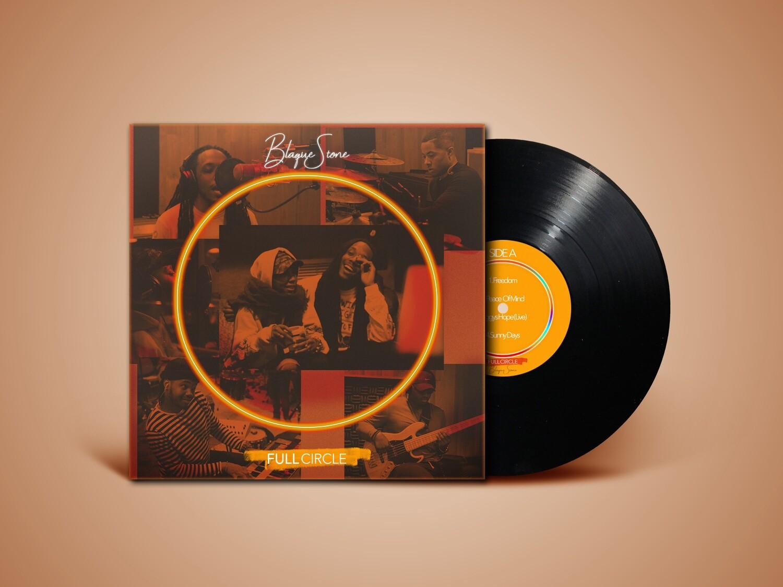 BlaqueStone Full Circle Vinyl