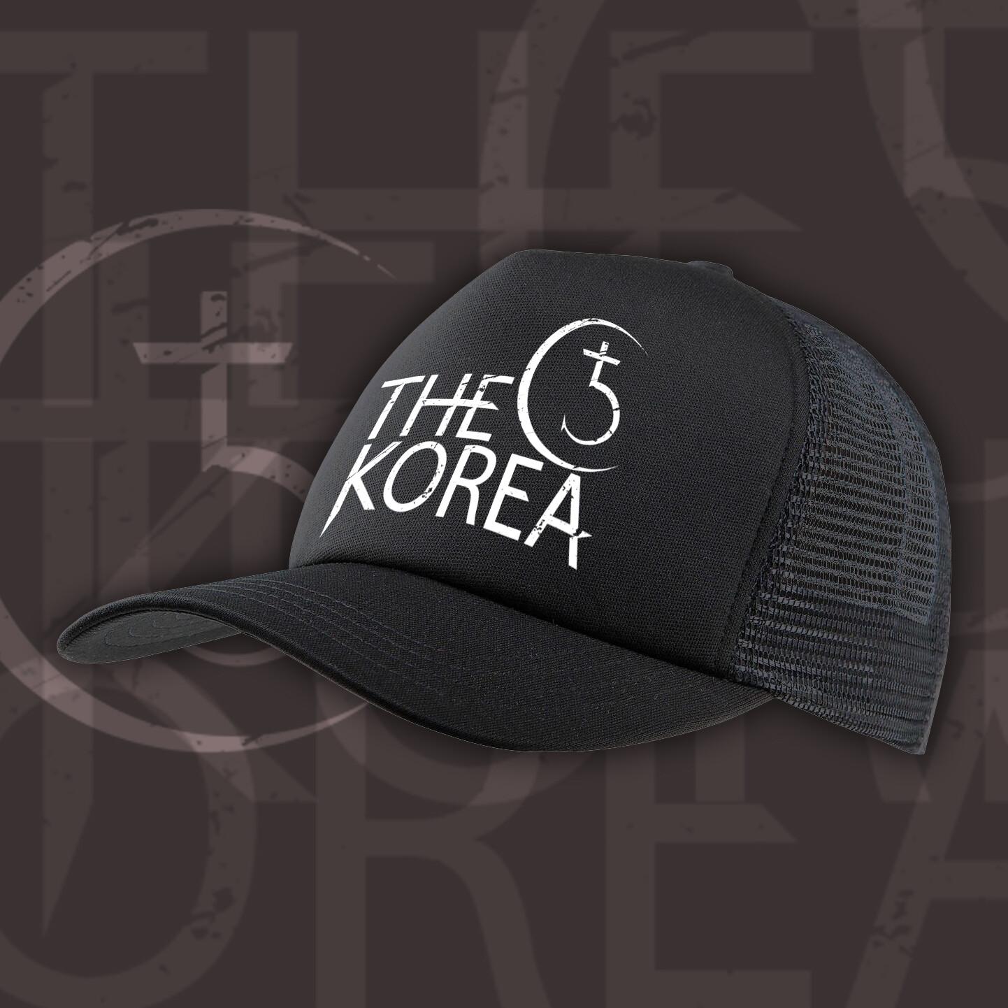 """THE KOREA - Кепка - тракер """"Лого"""""""